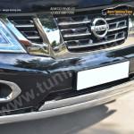 Nissan Patrol 2014- Защита переднего бампера d75х42 (дуга) 75х42 (дуга)