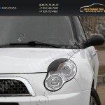Накладки на фары Lifan 320 Smily 2008+