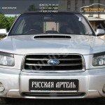 Накладки на фары Subaru Forester 2002+