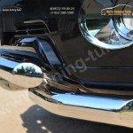 Защита переднего бампера d76 (дуга) d76 (секции)+клыки Toyota Land Cruiser Prado 150 2014+