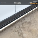 Chevrolet Captiva 2013- Пороги труба D63 (вариант 1)