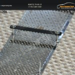 Накладка на решетку в бампер тнх-1201 TOYOTA HILUX 2012+TA HILUX 2012+