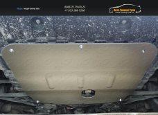Защита картера (алюминий) 4 мм KIA CEED 2013+/арт.751-1