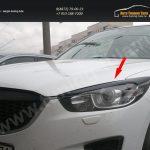 Накладки фар передние/ресницы MAZDA CX 5 2012 +