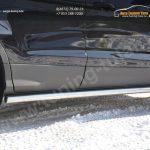 Пороги труба d60 Ford Kuga 2013+