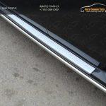 Пороги труба 42,4 мм Nissan Terrano 2014