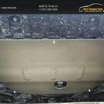 Защита картера (алюминий) 4 мм KIA CEED 2013+