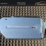 Защита топливного бака+защита дифференциала (алюминий) 4 мм Nissan Terrano 2014