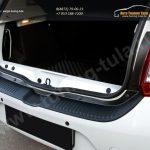 Защита заднего бампера Renault SANDERO 2014+