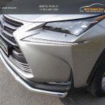 Защита передняя (кенгурин) 60,3 мм Lexus NX 300H 2014+