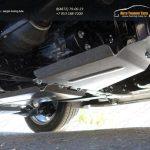 Комплект защит (алюминий) 4 мм LEXUS LX Sport 570 2014+