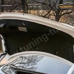 Обшивка крышки багажника+капот Hyundai Solaris седан 2010+