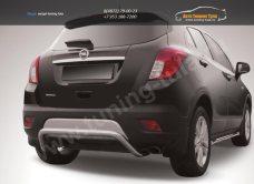 """Защита заднего бампера d57 """"скоба"""" Opel MOKKA 2012+/арт.723-18"""