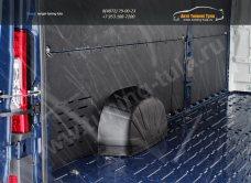 OCJ-020102 Обшивка внутренних колесных арок (грузового отсека) Вариант 2 Citroen Jumper 2006-2013/арт.551-5