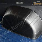 Обшивка внутренних колесных арок (грузового отсека) Вариант 2 Citroen Jumper 2006-2013