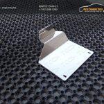 Защиты  (алюминий) 4 мм Nissan Pathfinder 2014+