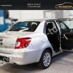 Накладки на внутренние пороги дверей Datsun Оn-DO 2014+