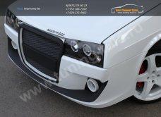 Тюнинг обвес РОБОТ ВАЗ 2108-09/Бампера, пороги/арт.208-3-1