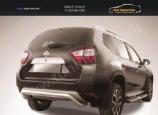 "Защита заднего бампера d57 ""скоба"" Nissan Terrano 2014+/арт.144-50"