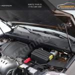 Упор капота комплект Geely Emgrand X7 2015+