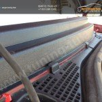 Накладка / Жабо цельное PT / Рено Сандеро /Renault Sandero Stepway 2009-2014