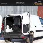 Обшивка стенок грузового отсека 2 или 3 мм. Lada Largus фургон 2012+