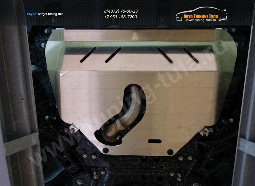 Защиты (картера) 4 мм Lexus NX 300H или NX 200 Turbo 2014+/арт.301-17