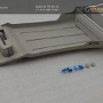 "Полка на потолок ""KART RS"" на Рено Сандеро 2009-2014- KART RD 0118"