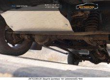 UAZ Patriot 2015-Защита рулевых тяг (алюминий) 4мм/арт.809-24