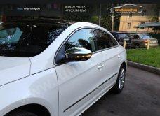 OMSA LINE 7542111 Накладки на зеркала 2шт VW Passat CC 2008+/арт.811