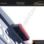 Бокс под камеру заднего хода Citroen Jumper, Peugeot Boxer, Fiat Ducato 2006+