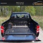 Защитный алюминиевый вкладыш в кузов автомобиля (дно, борт) Mitsubishi L200 2015+/арт.819-19
