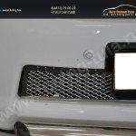 Накладка на решетку в бампер TLP 1002 1шт. LAND CRUISER PRADO 150 2010+