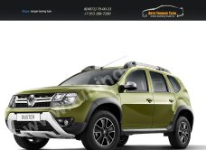 Накладки арок / Накладки на крылья 8 частей Renault Duster 2015+/арт.700-10