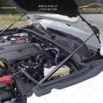 Упор капота (комплект) Toyota Hilux 2015/арт.820-18