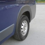 Расширители колесных арок Citroen Jumper 2006-2013 (250 кузов)+Fiat Ducato 2012-2013(250 кузов)+Peugeot Boxer 2006-2013 (250 кузов)