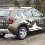 Расширители колесных арок Renault Duster 2015+