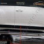 Молдинги на двери Toyota LC Prado 150 2009-2013