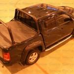 Расширители колесных арок 4 шт 70 мм Volkswagen Amarok 2010+