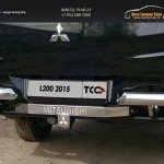Фаркоп провода, розетка Mitsubishi L200 2015+