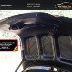 Обшивка внутренней части крышки багажника Datsun on-DO 2014-OD