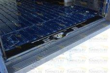 Защитная накладка на порог задних дверей Ситроен Jumper 2006+/Пежо Boxer 2006+/Фиат Ducato 2012+ NFD-024702