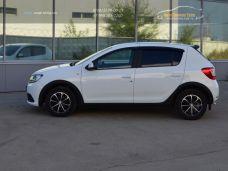 Накладки на арки колес + накладки порогов КАРТ Renault Sandero 2014+ / арт.835