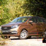 Молдинги на двери Lada (ВАЗ) Xray 2016