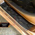 Накладки на внутренние пороги дверей Lada (ВАЗ) Xray 2016