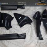 Накладки на ковролин Лада X рей   LADA XRAY 2016- передние (4 шт.)+задние (2шт.) /арт.267-22