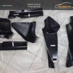 Накладки на ковролин Рено Логан II 2014-   Renault Logan II 2014 - передние (4 шт.)+задние (2шт.)арт.267-24