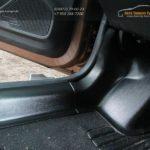 Накладки на ковролин Лада X рей   LADA XRAY передние (4 шт.) 2016./арт.267-22