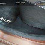 Накладки на ковролин Лада X рей   LADA XRAY 2016- передние (4 шт.)+задние (2шт.)