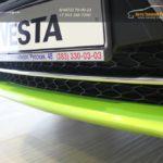 Комплект накладок из нержавеющей стали для решетки радиатора и бампера для Лада Веста 2015-